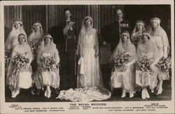 Wedding of Princess Mary and Viscount Lascelles