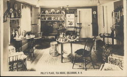 Polly's Place, Tea House