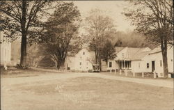 Home of President Coolidge Postcard