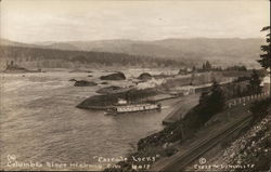 Cascade Locks, Columbia River