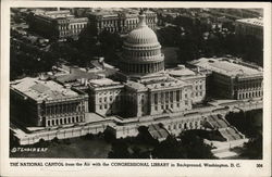 National Capitol and Congressional Library
