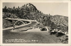 Donner Bridge, U. S. 40 Highway