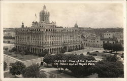 Presidential Palace and Zayas Park