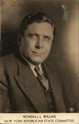 Wendell L. Willkie, New York Republican State Committee