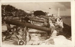 Old CAnnons at Cabana Tortress
