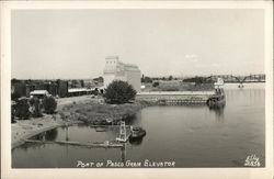 Port of Pasco Grain Elevator