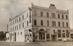 Commercial Hotel and Kennewick Furniture Co.