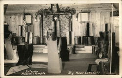 Interior Masonic Temple