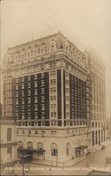 Hotel Benson and Pacific Telephone Building
