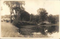 Loch Lyme Lodge