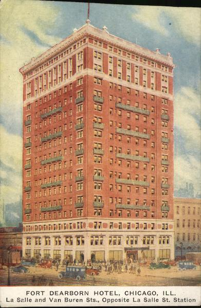 Fort Dearborn Hotel