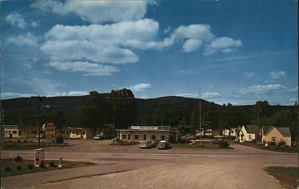 Ricardi's Motel and Cottages Twin Mountain New Hampshire