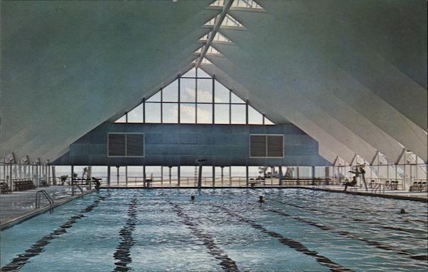 Heated Indoor Swimming Pool Jekyll Island Georgia