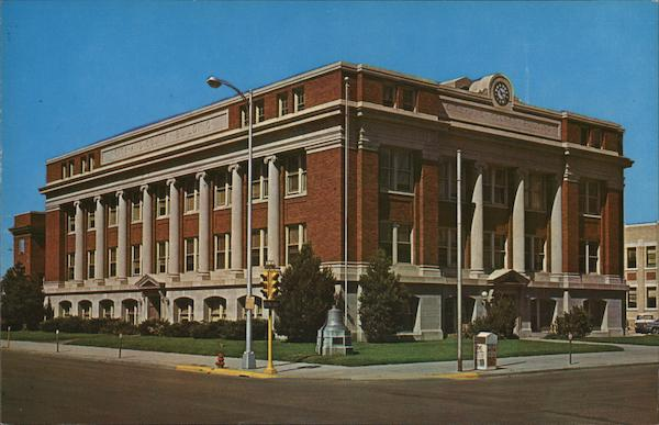 City-County Building Cheyenne Wyoming