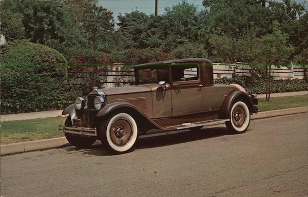 1931 Packard Coupe Cars