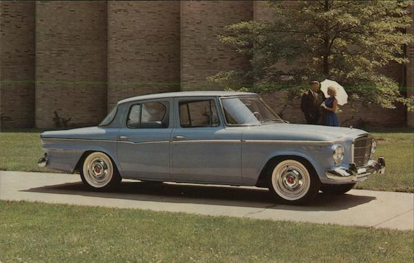 1962 Lark Cruiser Cars