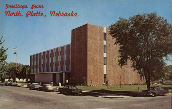 Post Office and Federal Building North Platte Nebraska