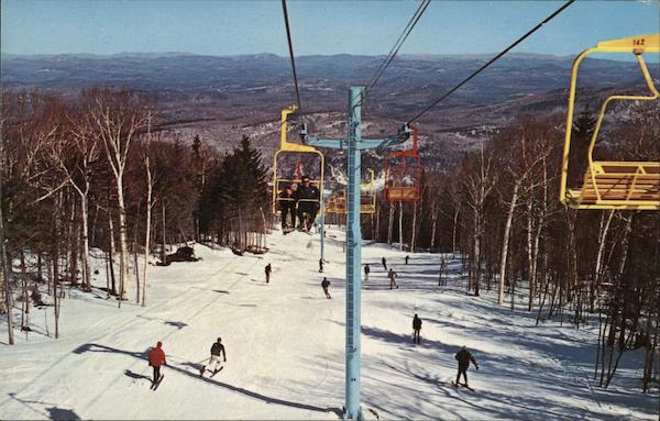 Gore Mt. Ski Center North Creek New York