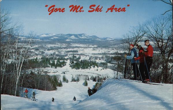 Gore Mt. Ski Area