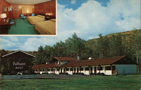 Valhaus Motel