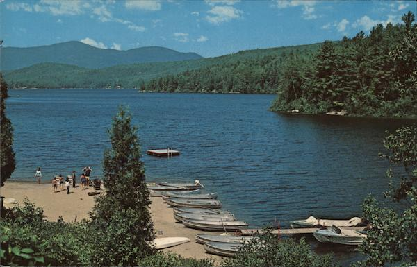 Idlewild on Paradox Lake Schroon New York