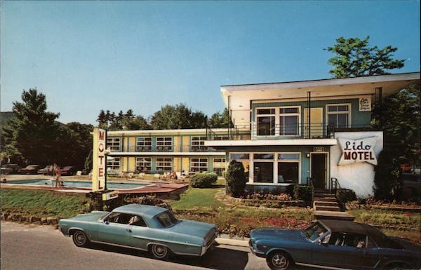 Lido Motel Lake George Ny