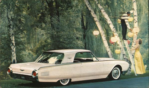 1961 Thunderbird Cars