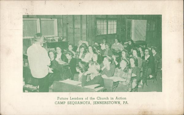 Camp Sequanota Jennerstown Pennsylvania