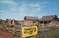 Tennessee Village of 1800