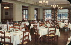 Boone Tavern Hotel - Georgian Dining Room