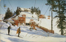 Ski Lift, Baldy Mountain