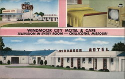 Windmoor City Motel & Cafe