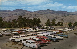 Buffalo Bill Memorial Museum, Lookout Mountain - Parking Area