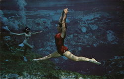 Weeki Wachee Spring - Mermaids