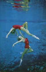 Weeki Wachee Spring - Underwater Adagio