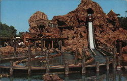 Knott's Berry Farm - Calico Log Ride