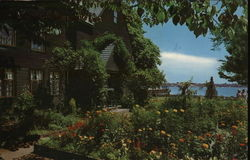 The House of Seven Gables - Flower Gardens