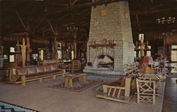 The Lounge, Starved Rock Lodge, Starved Rock State Park, Illinois