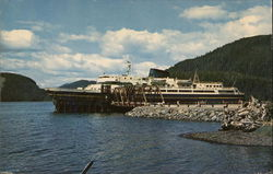 Alaska Marine Highway Ferries
