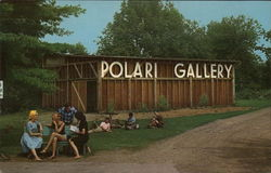 Polari Gallery Postcard