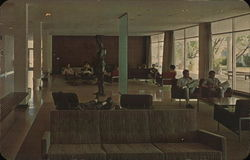 Main Lounge, Student Union Building - University of Idaho