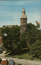 Graves County Courthouse