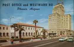 U.S. Post Office and Hotel Westward Ho
