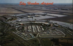 Aerial View - Sky Harbor Airport