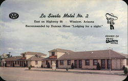 La Siesta Motel No.2