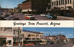 Greetings From Prescott, Arizona