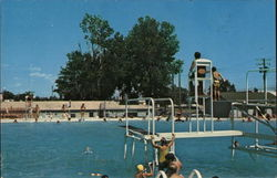 Base Swimming Pool, Blytheville, Air Force Base