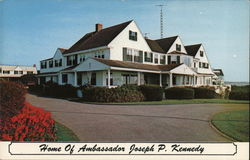 Home of Ambassador Joseph P. Kennedy