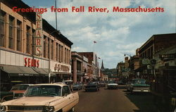 Greetings from Fall River, Massachusetts