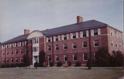 Clark College - Annie Merner Hall, Womens Dormitory